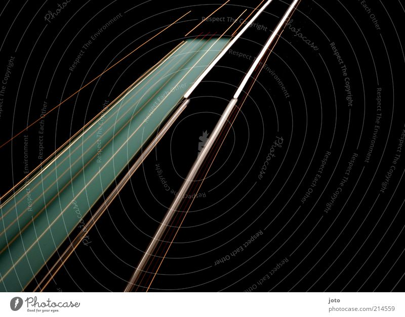 Street Dark Movement Lanes & trails Line Background picture Time Speed Modern Esthetic Future Driving Logistics Target Stripe Infinity