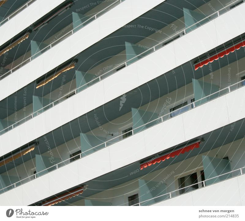 1'252 m a.s.l. Vals Switzerland Small Town House (Residential Structure) Manmade structures Building Architecture Facade Balcony Terrace Concrete Glass Metal
