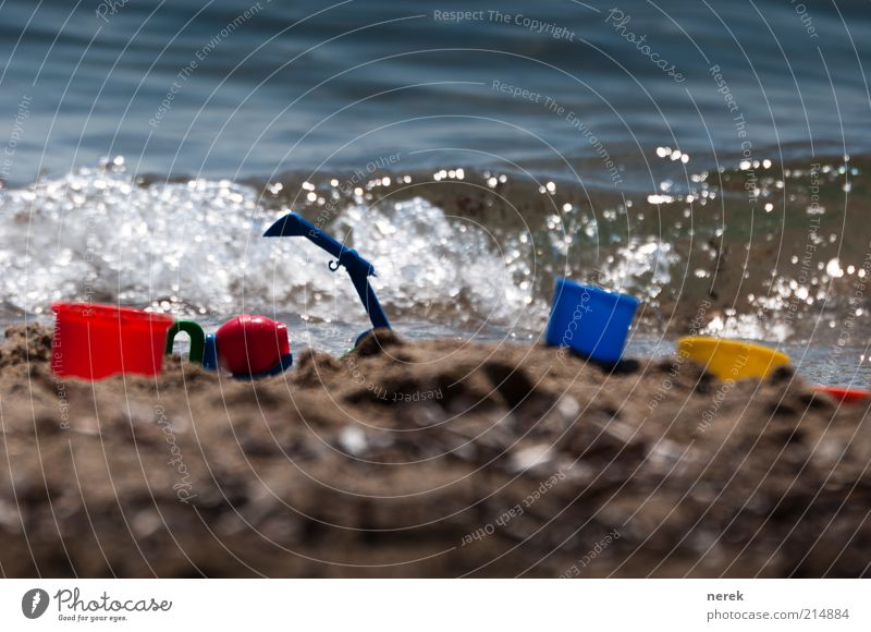 Water Summer Beach Ocean Playing Style Sand Work and employment Waves Dirty Wet Uniqueness Toys Truck Rotate Summer vacation