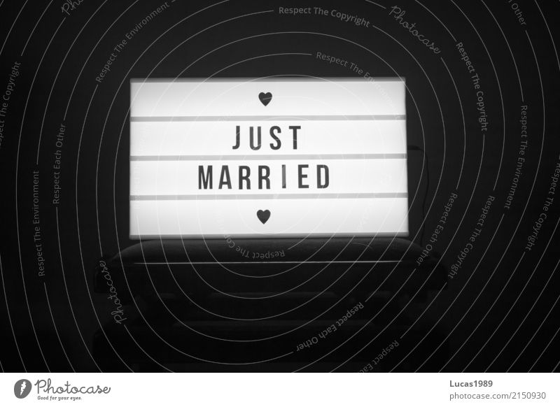 Joy Lamp Party Feasts & Celebrations Couple Illuminate Characters Fresh Music Dance Heart Letters (alphabet) Wedding Event Neon sign Flirt
