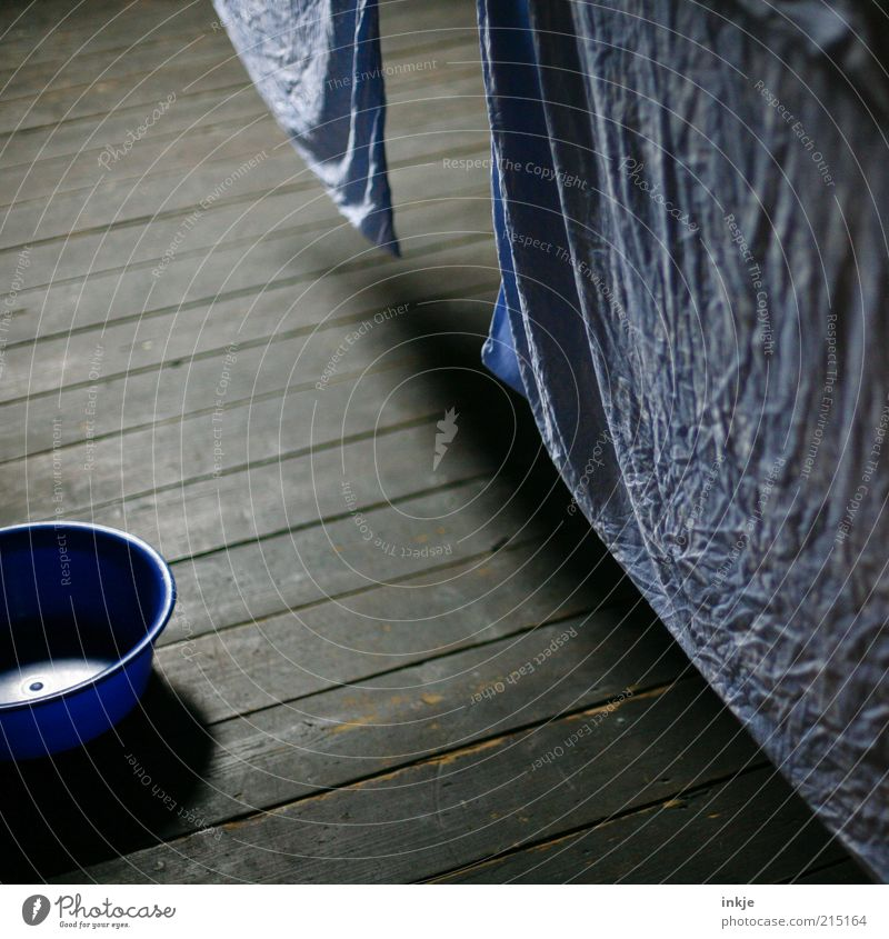 Blue Wood Moody Brown Fresh Gloomy Living or residing Clean Wrinkles Dry Bedclothes Washing Household Wooden floor Sheet
