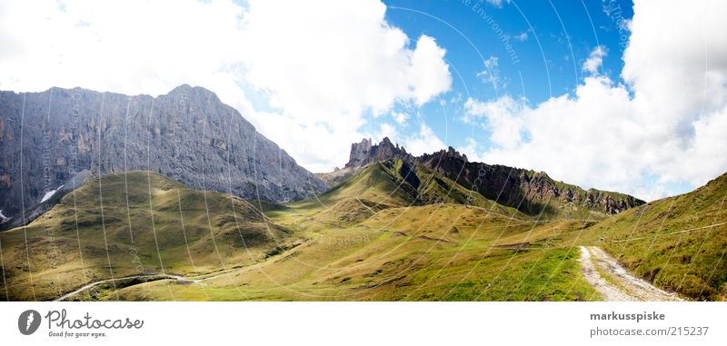 rosszähne - south tyrol Vacation & Travel Trip Far-off places Freedom Summer vacation Mountain Environment Nature Landscape Plant Earth Sky Autumn
