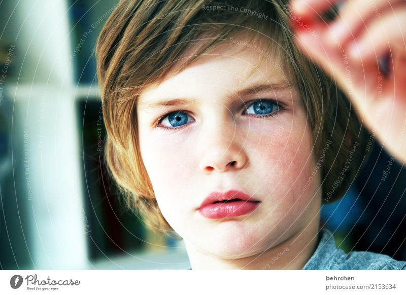 Child Human being Beautiful Face Eyes Family & Relations Boy (child) Playing Hair and hairstyles Head Body Infancy Meditative Communicate Skin Mouth