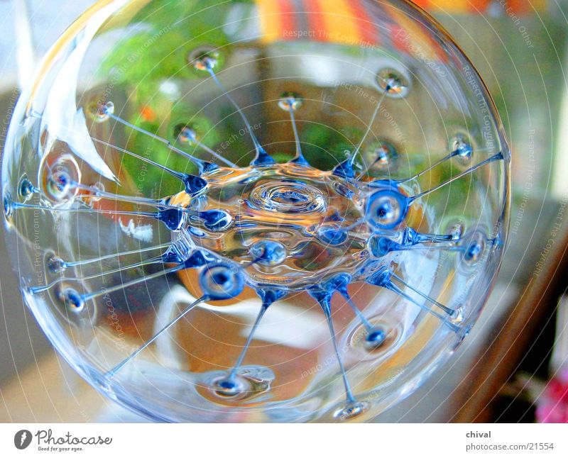 Glass Background picture Living or residing Refraction Foreground