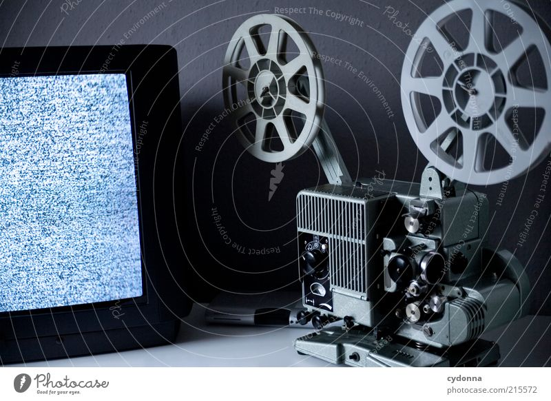 Old Gray Time Future Technology TV set Film industry Television Change Leisure and hobbies Culture Transience Media Analog Past Historic