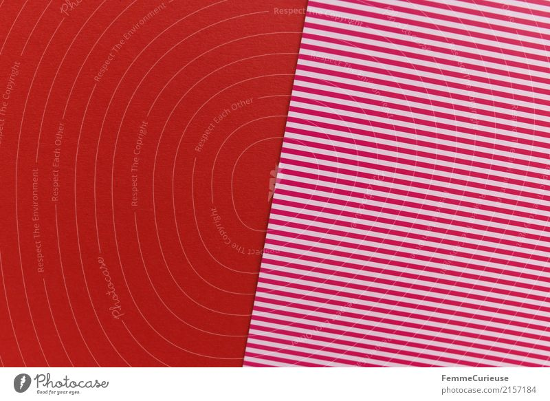 Red Design Creativity Paper Geometry Striped Cardboard Stationery Rectangle Reddish white
