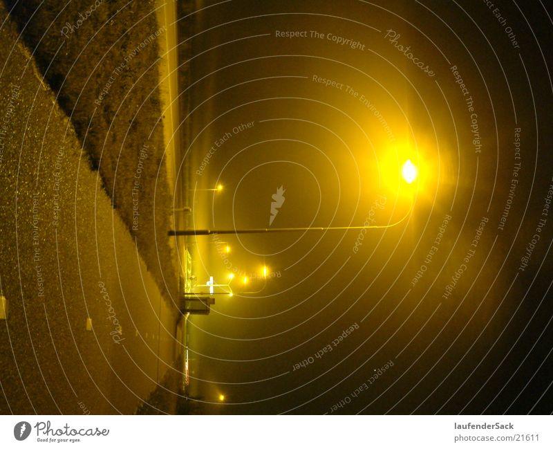 Street Fog Lantern
