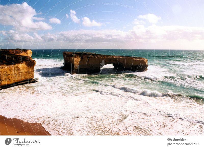 Water Ocean Stone Coast Rock Australia Surf Great Ocean Road