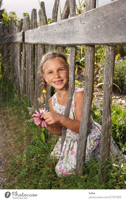 Child Nature Plant Landscape Girl Environment Meadow Happy Garden Contentment Park Infancy Happiness Fence Gardening Valentine's Day
