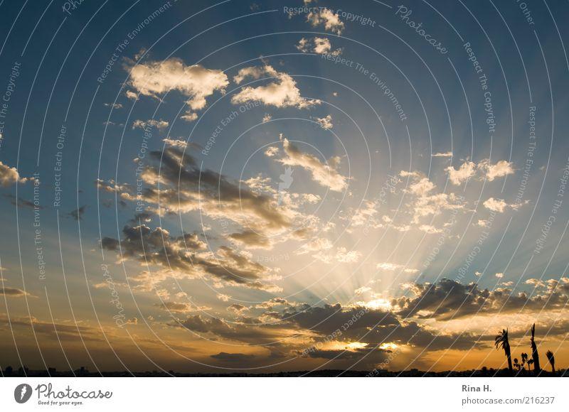 Nature Sky Clouds Autumn Landscape Climate Illuminate Sunset