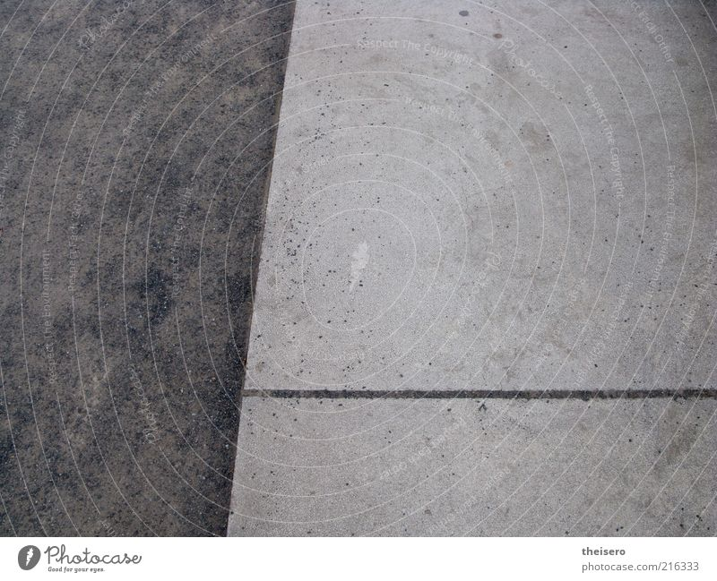Stone Background picture Concrete Ground Floor covering Sidewalk Edge Gravel Surface Graphic Symmetry Partially visible Stagnating Section of image Pebble