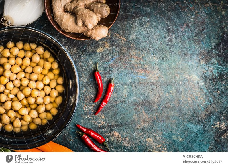 Healthy Eating Food photograph Life Yellow Background picture Style Design Nutrition Table Herbs and spices Kitchen Vegetable Restaurant Organic produce Grain