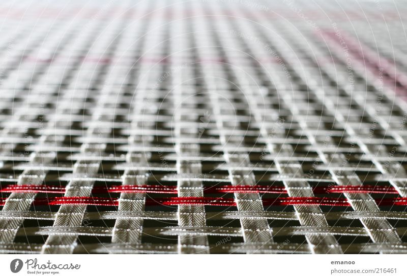 White Red Jump Line Power New Stripe String Soft Cloth Net Concentrate Strong Crucifix Testing & Control Sports Training