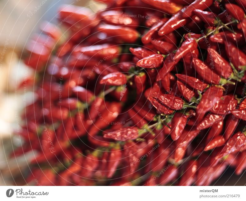 Red Exceptional Food Nutrition Esthetic Tangy Hot Vegetable Herbs and spices Markets Sense of taste Pepper Chili Unhealthy Tasty