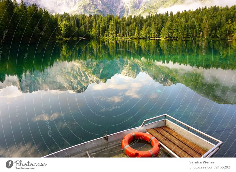 Nature Vacation & Travel Plant Summer Water Sun Landscape Relaxation Calm Mountain Environment Freedom Lake Trip Hiking Dream