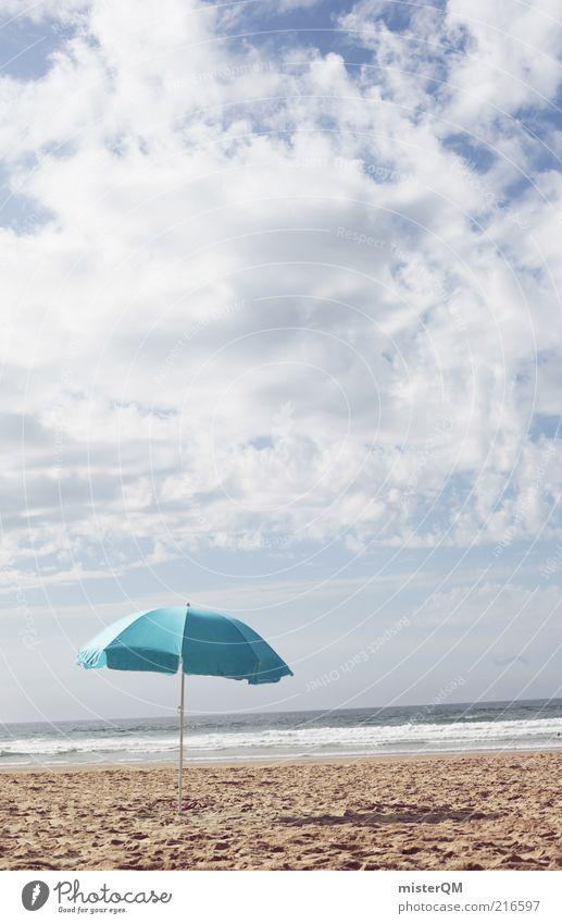 la mer. Climate Beautiful weather Esthetic Vacation & Travel Vacation mood Vacation photo Vacation destination Vacation law Sunshade Summer Beach