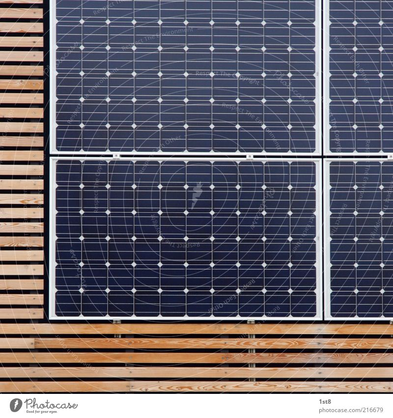 Wood Background picture Energy industry Modern Electricity Future Technology Science & Research Solar Power Geometry Ecological Symmetry Grid Rectangle