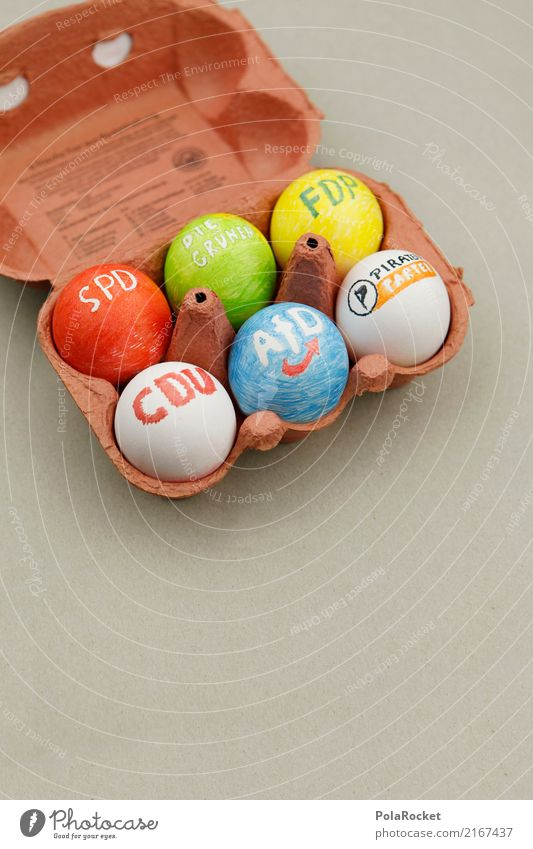 #A# Different bowl... Art Esthetic Parties Selection Collection Elections Election campaign Egg Symbols and metaphors Federal elections Colour photo