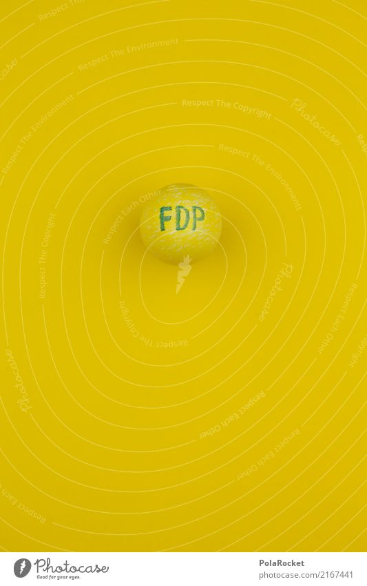 #A# FDP-EI Art Trade Liberalism Free Democratic Party Elections minority Select Election campaign Yellow Parties Logo Fraction Federal elections Colour photo