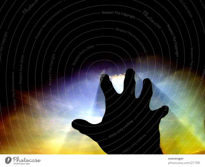 Hand Sun Colour Lamp Dark Bright Lighting Photographic technology