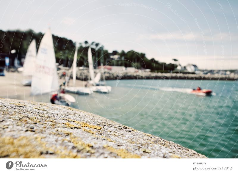 Nature Water Vacation & Travel Ocean Summer Environment Landscape Coast Stone Leisure and hobbies Trip Tourism Exceptional Lifestyle Harbour Sailing