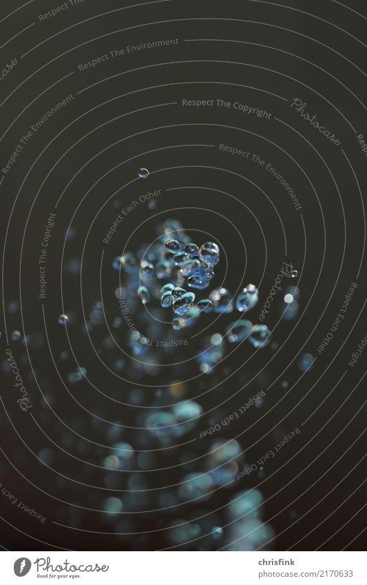 Water Black Movement Moody Rain Glittering Esthetic Drops of water