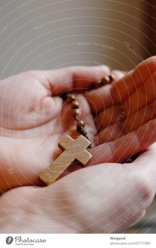 Hand Calm Religion and faith Wood Brown Hope Grief Harmonious Listening Christian cross Meditation Christianity Prayer Catholicism Monastery Subculture