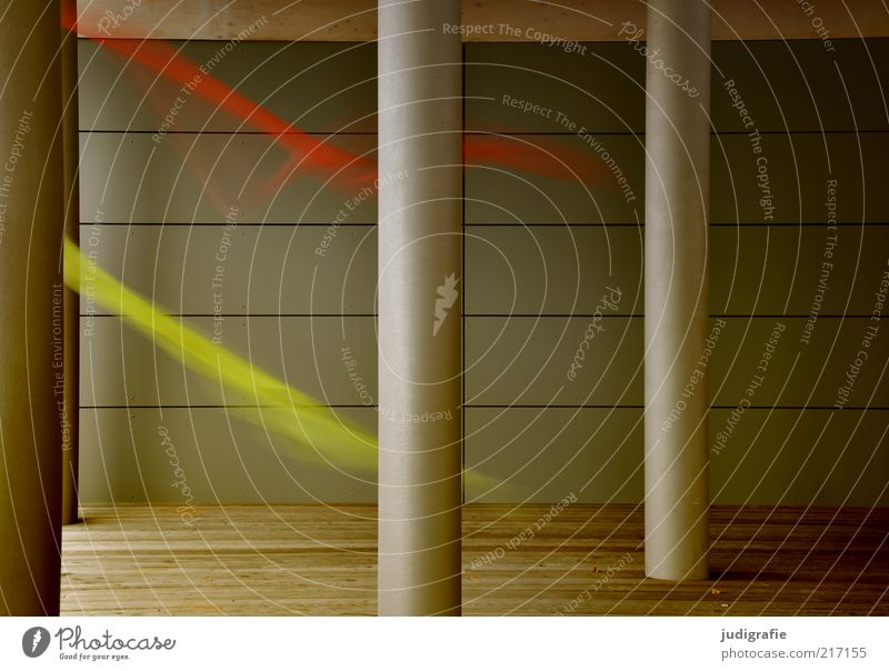 Green Red Movement Architecture Moody Warmth Elegant Speed Exceptional Manmade structures Column Haste Judder