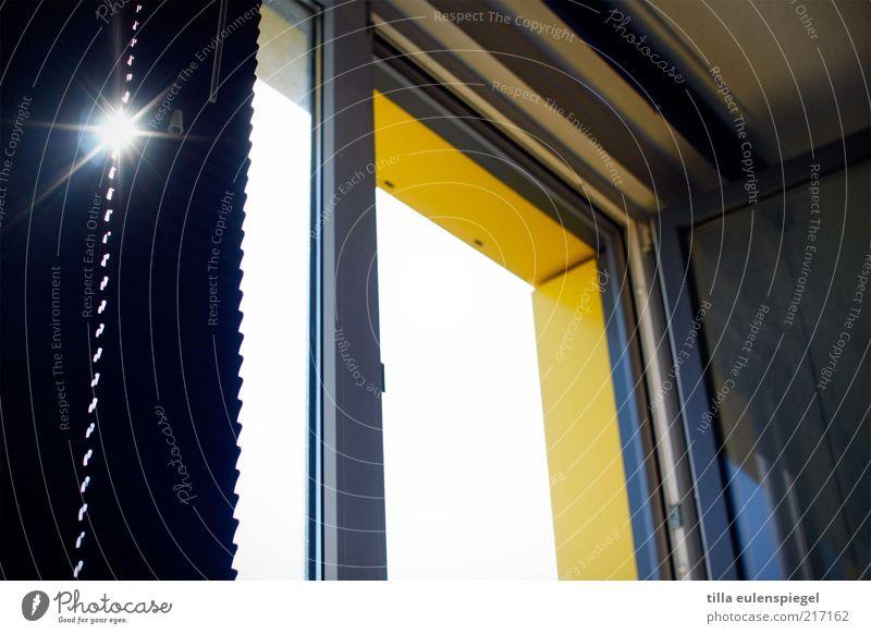Sun Window Bright Open Dazzle Venetian blinds Darken View from a window