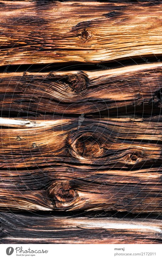Old Dark Wall (building) Background picture Wall (barrier) Brown Eternity Historic Past Sustainability Weathered Wood grain Patina Block plank
