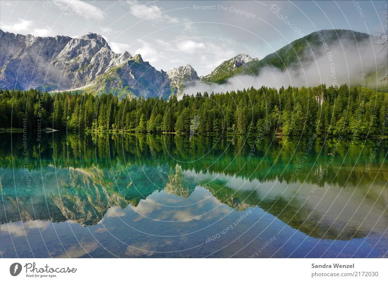 Fusine 3 Well-being Senses Vacation & Travel Tourism Trip Adventure Far-off places Sightseeing Camping Summer Mountain Hiking Environment Landscape Elements
