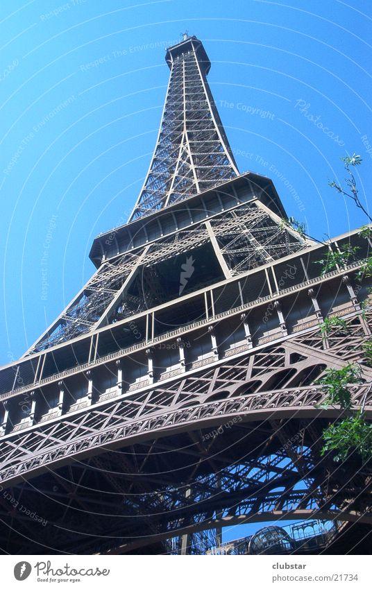 Europe Paris France Eiffel Tower