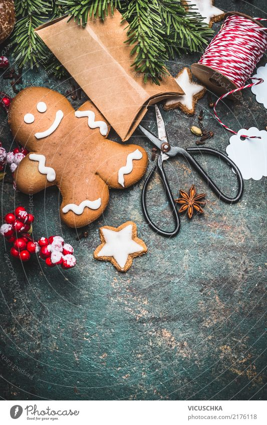 Making Christmas Gifts Food Dough Baked goods Dessert Style Design Joy Winter Living or residing Feasts & Celebrations Christmas & Advent Decoration Tradition