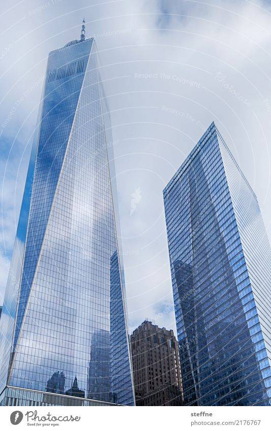 One World Trade Center 07 USA New York City Manhattan Landmark Tourist Attraction Terrorism Freedom High-rise Skyline