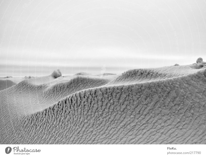 Sky White Winter Cold Snow Mountain Gray Landscape Ice Waves Weather Environment Horizon Frost Climate Exceptional