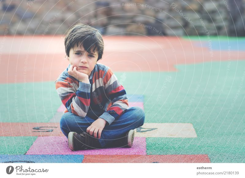 sad boy child human being a royalty free stock photo from photocase