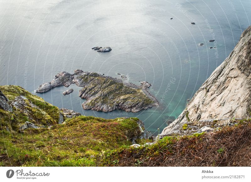 Nature Ocean Mountain Environment Background picture Coast Freedom Wild Perspective Island Uniqueness Under Maritime Fjord Lofotes