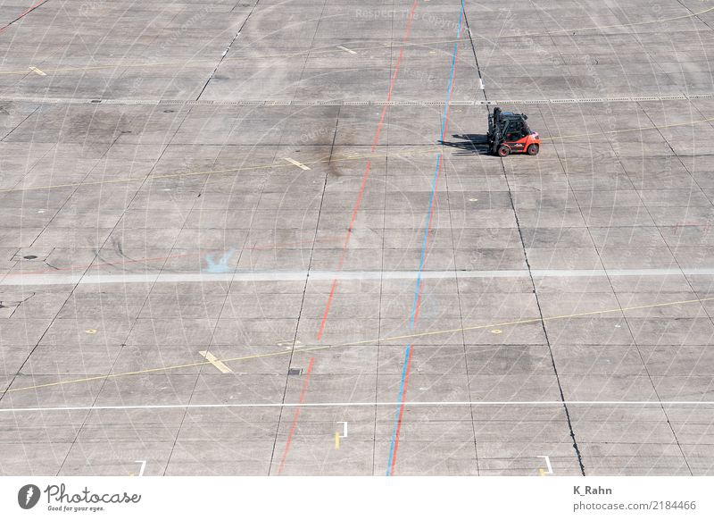 forklifts Work and employment Profession Workplace Construction site Industry Trade Logistics Services Aviation Airport Concrete Build Movement Driving Simple