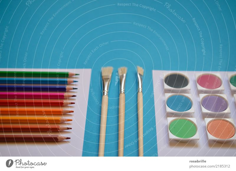 be creative Leisure and hobbies Painting (action, artwork) Painting and drawing (object) Workplace Closing time Art Artist Painter Stationery Paper
