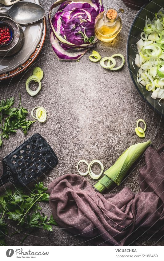 Healthy Eating Dish Life Background picture Style Food Design Living or residing Nutrition Table Herbs and spices Kitchen Vegetable Restaurant Organic produce