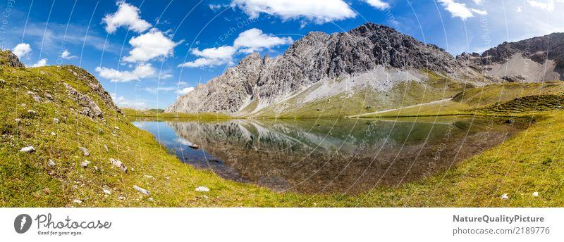majastetic reflection panorama in european apls Life Harmonious Relaxation Calm Meditation Fragrance Hiking Mountain Peak Coast Lake Discover Fantastic