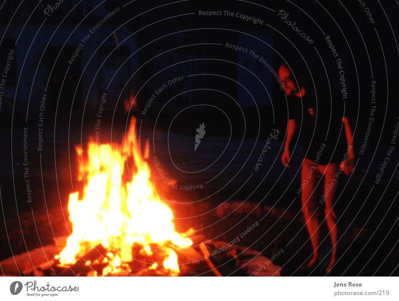 Fire! Night Club Blaze Human being