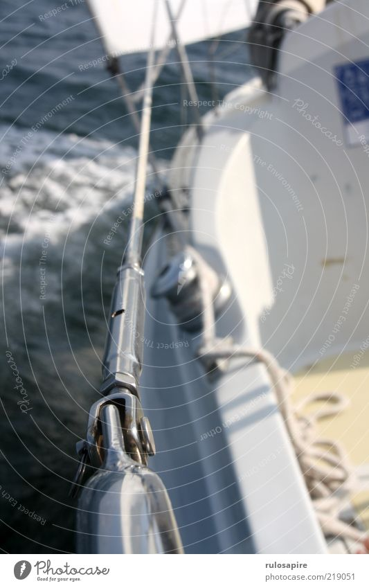 Nature Water White Ocean Blue Summer Sports Line Waves Weather Rope Gale Sailing Silver Navigation