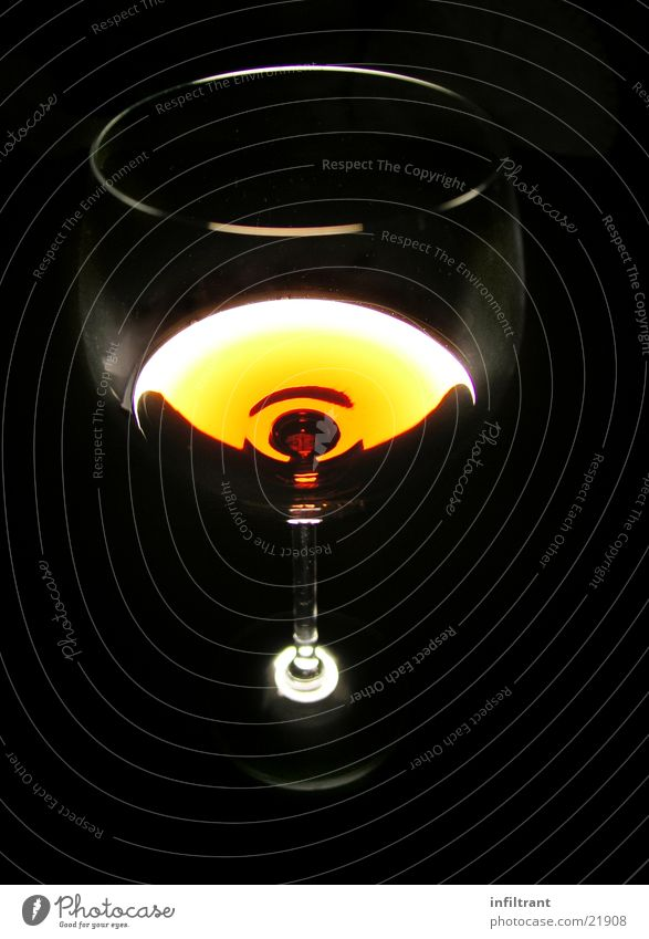 Dark Lighting Glass Beverage Drinking Wine Gastronomy Obscure Alcoholic drinks Transparent Wine glass Goblet