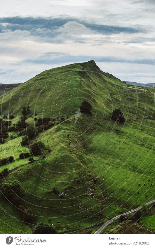 Chrome Hill Harmonious Well-being Contentment Relaxation Calm Leisure and hobbies Trip Adventure Far-off places Freedom Summer Hiking Nature Landscape Sky