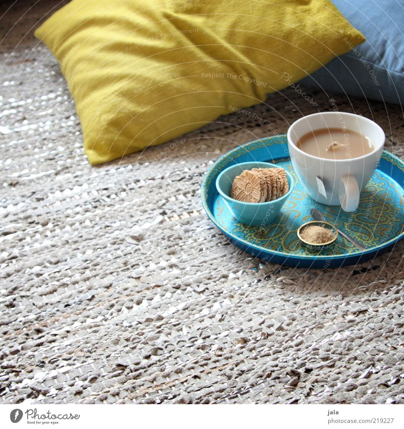 Calm Nutrition Relaxation Food Beverage Living or residing Tea Cup To enjoy Cozy Baked goods Carpet Cookie Cushion Dough Floor covering