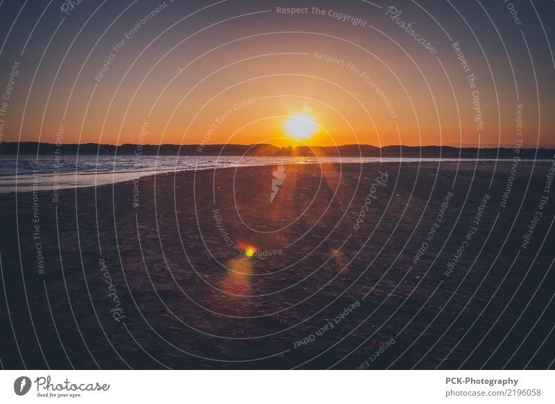 Summer Sun Ocean Loneliness Far-off places Travel photography Autumn Coast Swimming & Bathing Horizon Weather Waves Adventure Beautiful weather Climate Lakeside