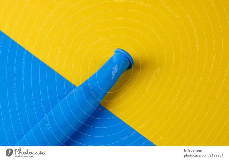 Blue Yellow Background picture Together Horizon Change Balloon Border Positive Permeate Intrude