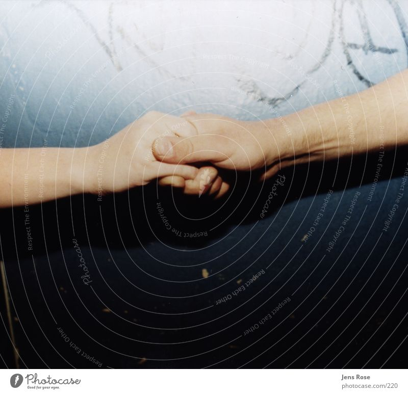 Human being Hand Love Longing Argument Goodbye Divide Hatred