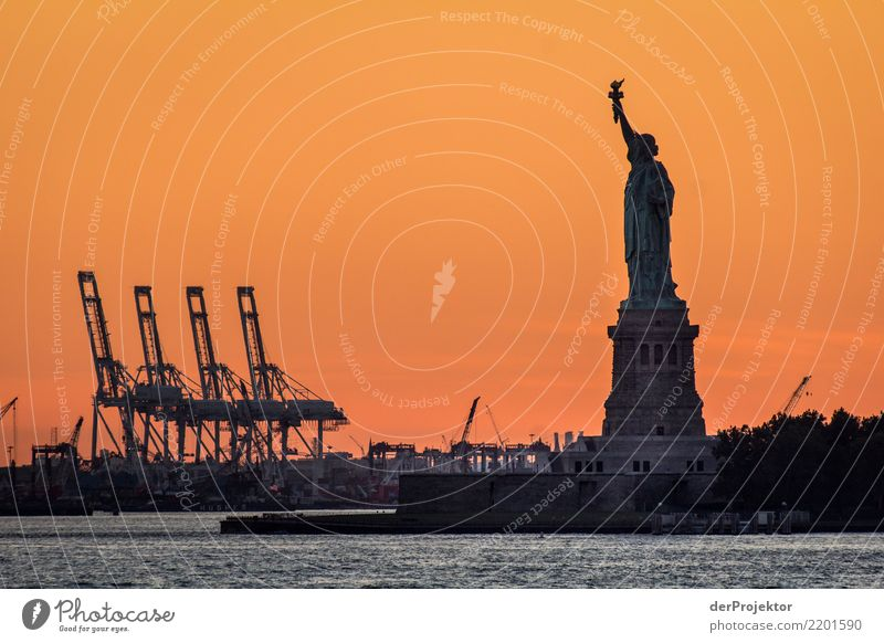 The NY classic picture 3 Vacation & Travel Tourism Trip Adventure Far-off places Freedom Sightseeing City trip Cruise Capital city Port City Tourist Attraction